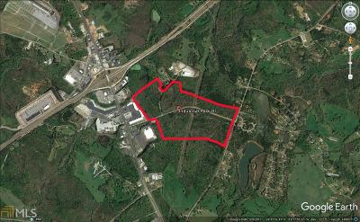 Banks County Commercial For Sale: 230 Industrial Park Dr