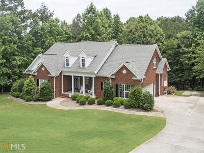 McDonough Single Family Home New: 540 Guinevere Ct