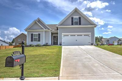 Dawsonville Single Family Home New: 115 Thorndale Ln