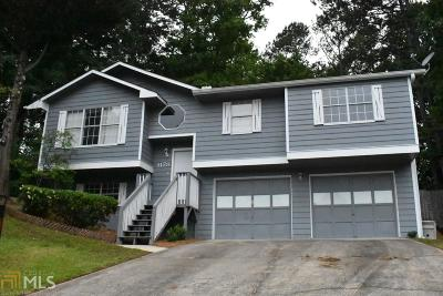 Sugar Hill Single Family Home Under Contract: 1178 Garner Ct