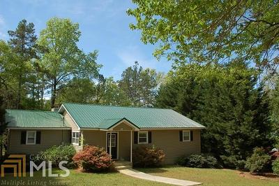 Hartwell Single Family Home For Sale: 160 Hugh Dorsey