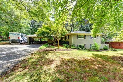 Roswell Single Family Home New: 237 Spring Dr