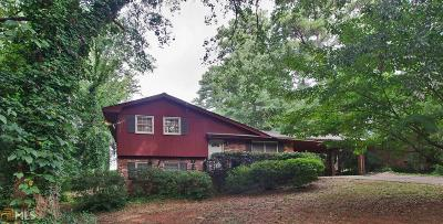 Avondale Estates Single Family Home Under Contract: 215 Forest Glen Way