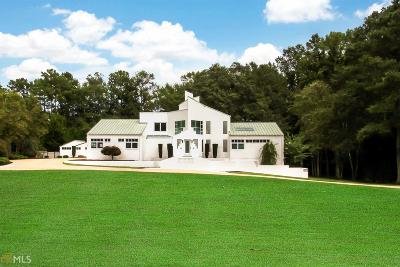 Newnan Single Family Home Under Contract: 145 Golfview Club Dr