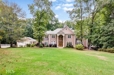 Alpharetta Single Family Home For Sale: 11850 Little Creek Xing