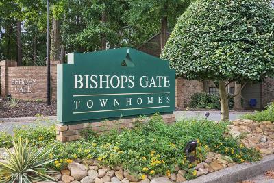 Alpharetta Condo/Townhouse New: 660 Granby Hill Pl
