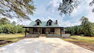 Monroe Single Family Home New: 911 Manning Gin Rd