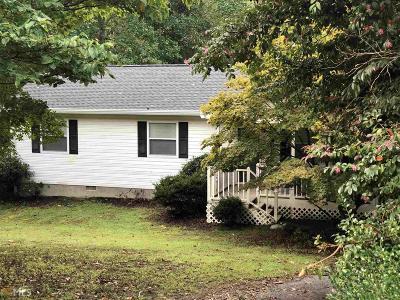 Dahlonega Single Family Home Under Contract: 268 Jennifer