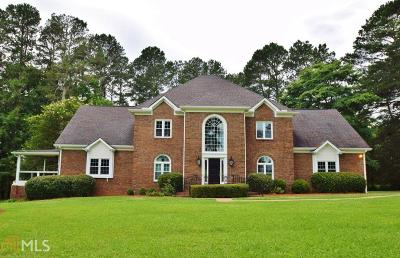 Loganville Single Family Home Under Contract: 1333 Temple Johnson Rd