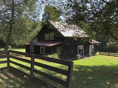 Sautee Nacoochee Single Family Home Under Contract: 40 Raccoon Rd