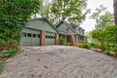 Tucker Single Family Home Under Contract: 3726 Allsborough Dr