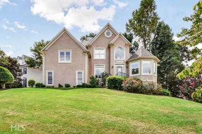 Alpharetta Single Family Home New: 4250 Park Brooke Trce