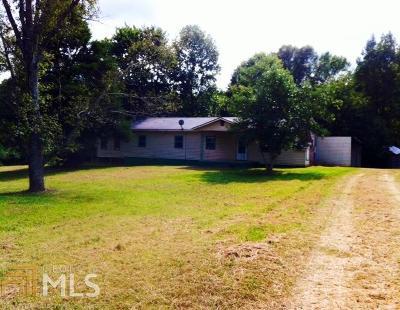 Elbert County, Franklin County, Hart County Single Family Home New: 1031 Rice Creek