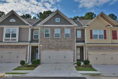 Snellville Condo/Townhouse Under Contract: 3105 Clear View Dr