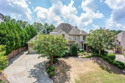 Suwanee Single Family Home For Sale: 552 Brendlynn Ct