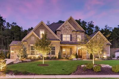 Alpharetta Single Family Home New: 758 Creekside Bnd