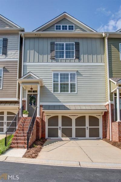 Peachtree City Condo/Townhouse Under Contract: 405 Lexington Village