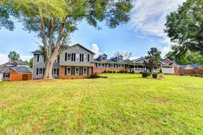 Dawsonville Single Family Home New: 55 Day Rd