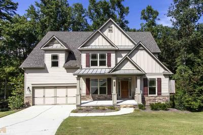 Sugar Hill Single Family Home For Sale: 5997 Wildcreek Rd