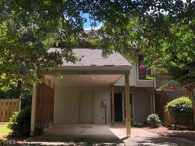 Condo/Townhouse Under Contract: 6302 Brandywine