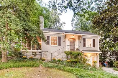 Decatur Single Family Home For Sale: 247 Chelsea