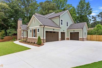 Marietta Single Family Home For Sale: 4564 Steinhauer