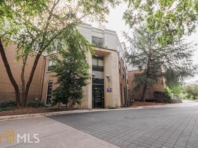 Freedom Heights Condo/Townhouse New: 821 Ralph McGill Blvd #2313