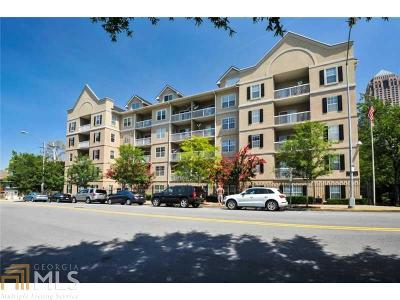 Peachtree Walk Condo/Townhouse New: 1075 Peachtree Walk #A218
