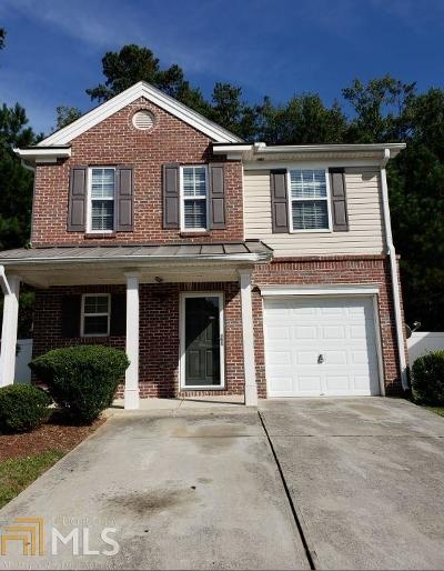 College Park Single Family Home Under Contract: 5950 Sable Glen Rd