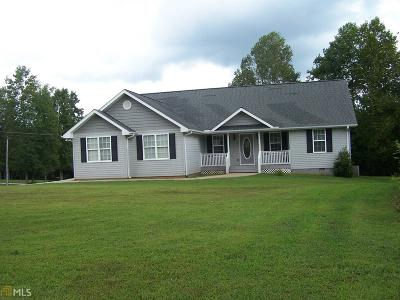 Clarkesville Single Family Home Under Contract: 120 Crest Winds #1