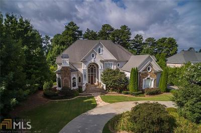 Duluth, Suwanee Single Family Home For Sale: 2838 Greymoss Pass