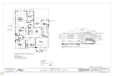 Decatur Single Family Home New: 892 Scott Cir