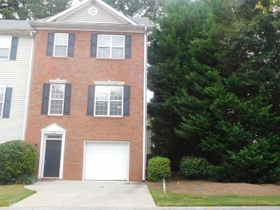 Norcross Condo/Townhouse For Sale: 2422 Beaver Falls Dr