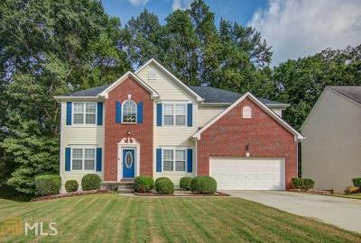 McDonough Single Family Home New: 166 Greenland Dr