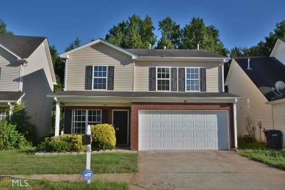 McDonough Single Family Home Under Contract: 5290 Tussahaw Xing
