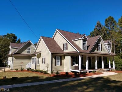 Fayetteville Single Family Home For Sale: 251 Matthews Rd