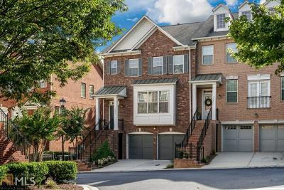 Brookhaven Condo/Townhouse Under Contract: 2671 Derby Walk