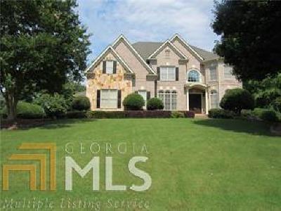 Alpharetta Single Family Home New: 12760 Oak Falls