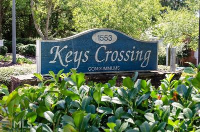 Brookhaven Condo/Townhouse New: 1377 Keys Crossing Dr