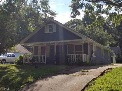 Grant Park Single Family Home New: 941 Gress Ave