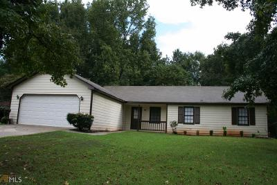 Mcdonough Single Family Home New: 5 Tanglewood