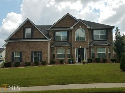 Conyers Single Family Home For Sale: 1345 Travers Creek Trl