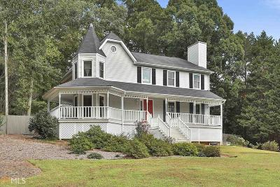 Fayetteville Single Family Home New: 1056 Oak Ridge Dr