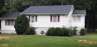 Winder Single Family Home New: 65 Alexander St