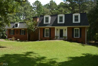 Fayetteville Single Family Home Under Contract: 145 Wesley Pl