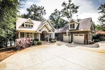 Lavonia Single Family Home Under Contract: 566 Capri Point