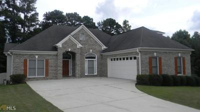 Stone Mountain Single Family Home New: 5780 Nash Commons Dr #4
