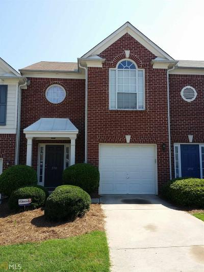 Lithonia Condo/Townhouse Under Contract: 2748 Parkway Cv