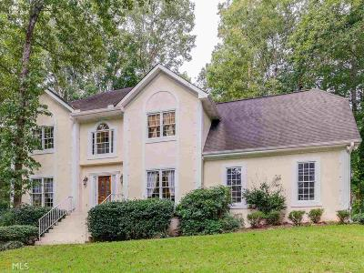 Clayton County Single Family Home New: 2955 Jodeco Ter