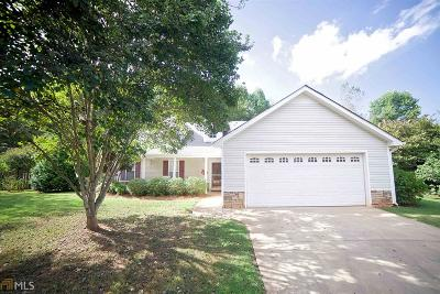 Winder Single Family Home Under Contract: 1419 Ericas Pt